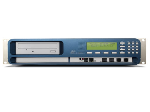 "Faxserver ISDN 19"" front"