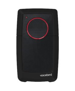 Voicebird Black Front