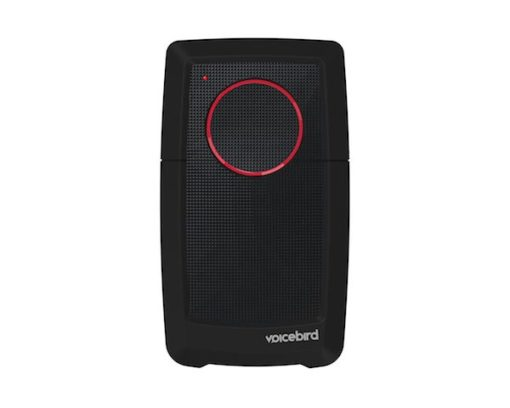 Voicebird Black Front